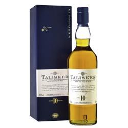 Talisker Single Malt Scotch Whisky 10 YO 45,8%vol 0,7L