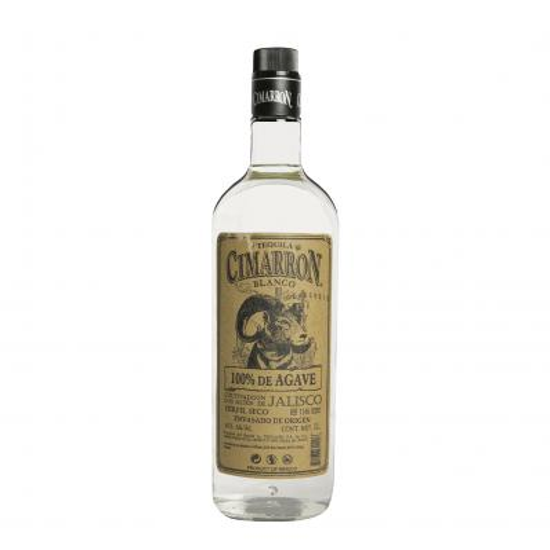 Cimarron Tequila Blanco 40,0%vol 1,0L