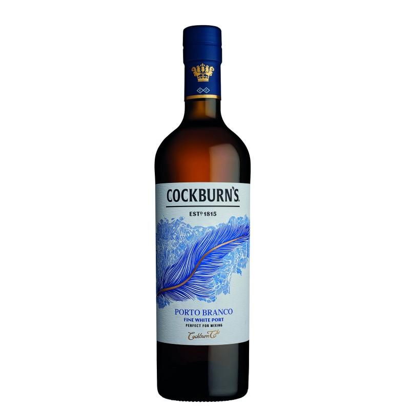 Cockburn's Fine White Port 19,0%vol 0,75L
