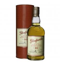 Glenfarclas Single Malt Scotch Whisky 10 YO 40,0%vol 0,7L