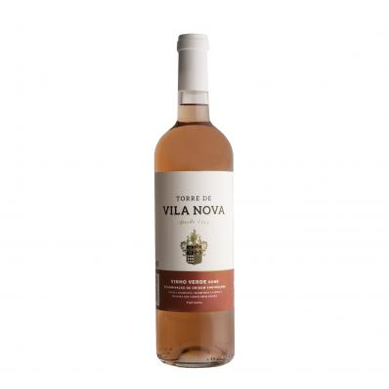 Torre de Vila Nova Vinho Verde Rose 10,0%vol 0,75L