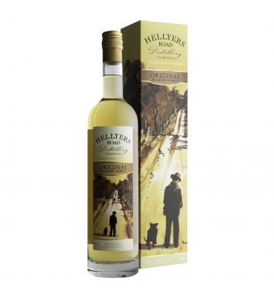Hellyers Road Original Roaring Single Malt Whisky 40,0%vol 0,7L