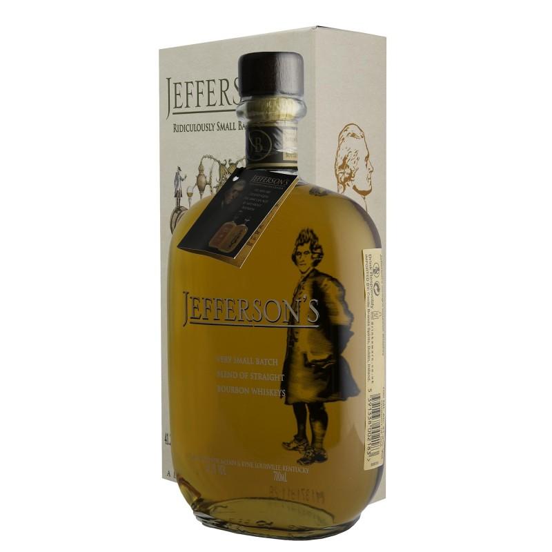 Jefferson's Ridiculously Small Batch Bourbon Whisky 46,0%vol 0,7L