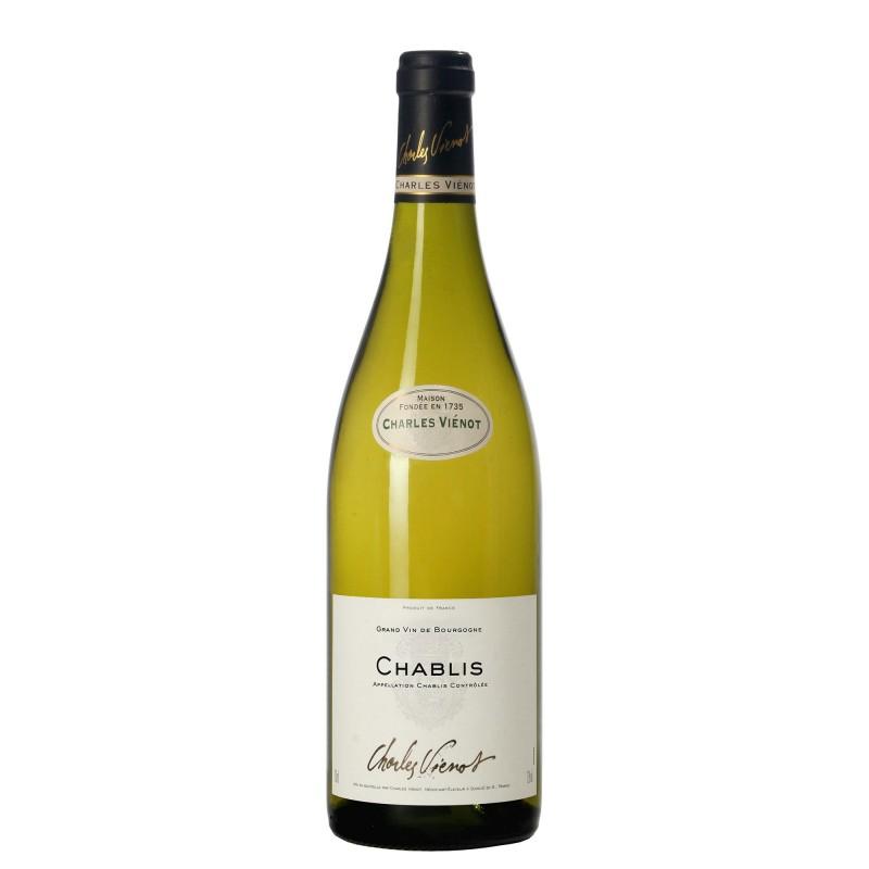 Charles Vienot Chablis 12,5%vol 0,75L