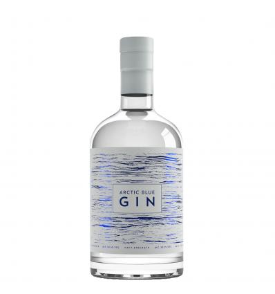 Arctic Blue Gin Navy Strenght 58,5% vol 0,5L