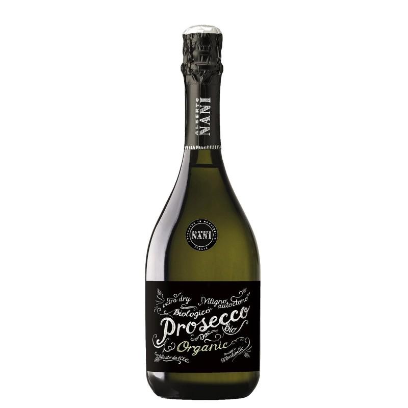 Alberto Nani Prosecco Organic 11,0%vol 0,75L