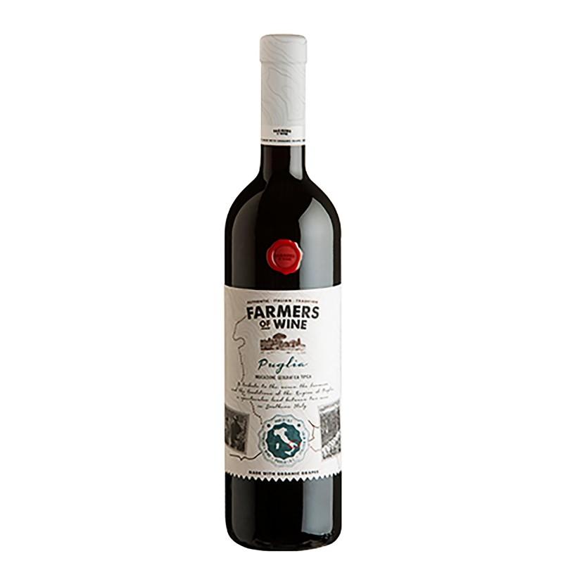 Farmers of Wine Vino Rosso 13,5% vol 0,75L