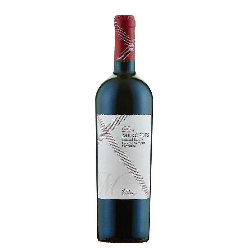 Dona Mercedes Cabernet Sauvignon Carmenere 14,0%vol 0,75L