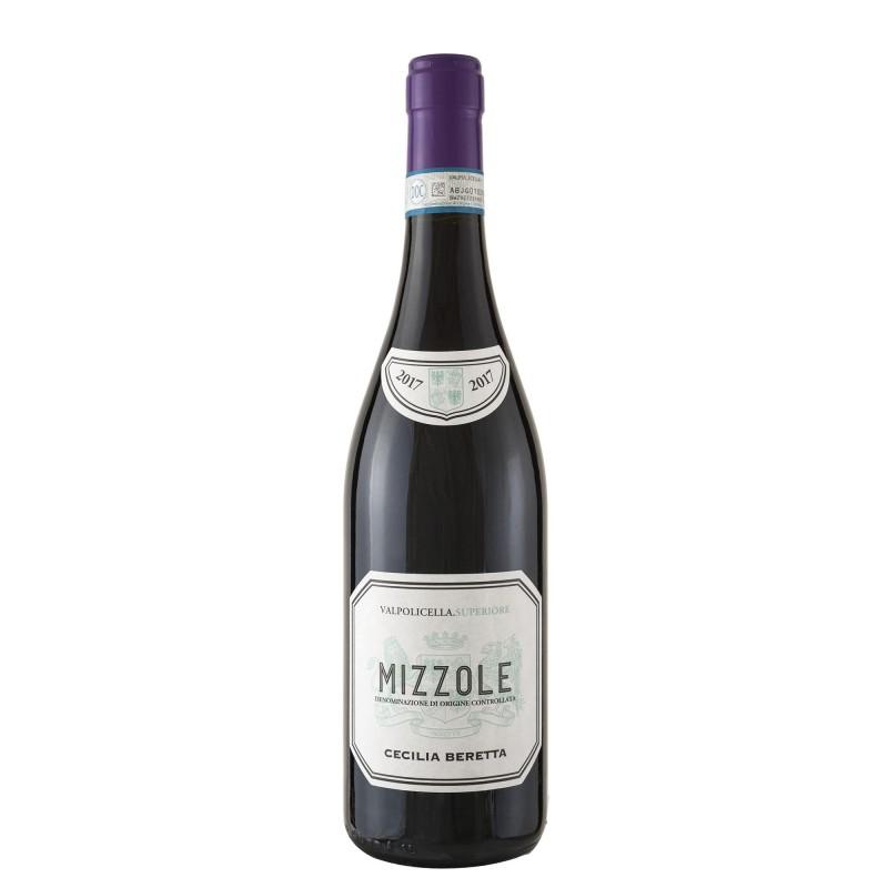 Cecilia Beretta Mizzole Valpolicella Superiore 13,0%vol 0,75L