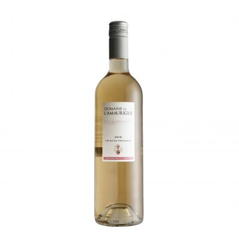 Domaine de L´Amaurigue Cotes de Provence Rose 12,5%vol 0,75L