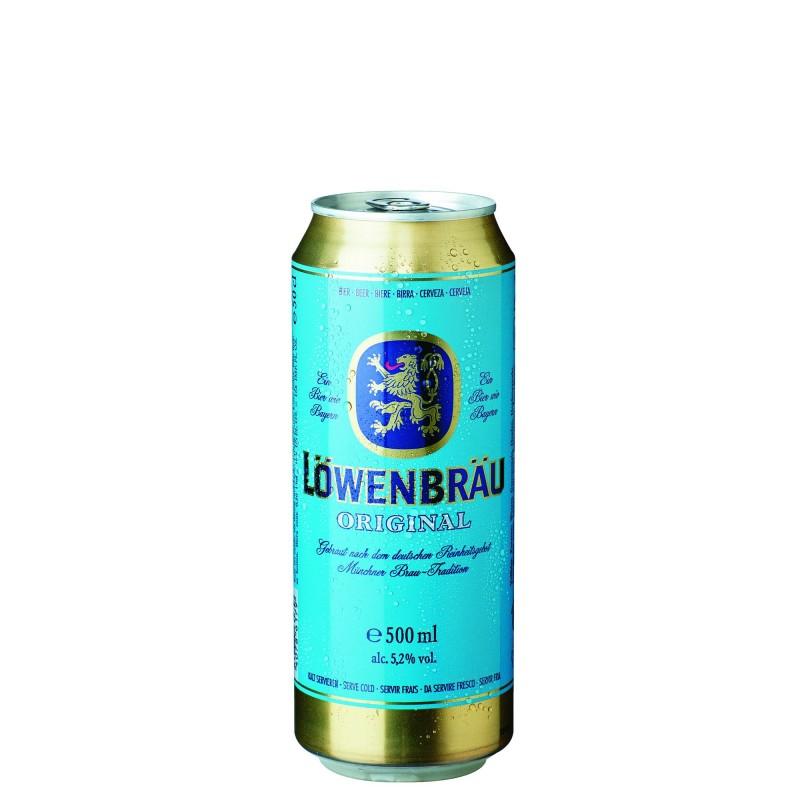 Löwenbräu Original 5,2%vol 0,5L