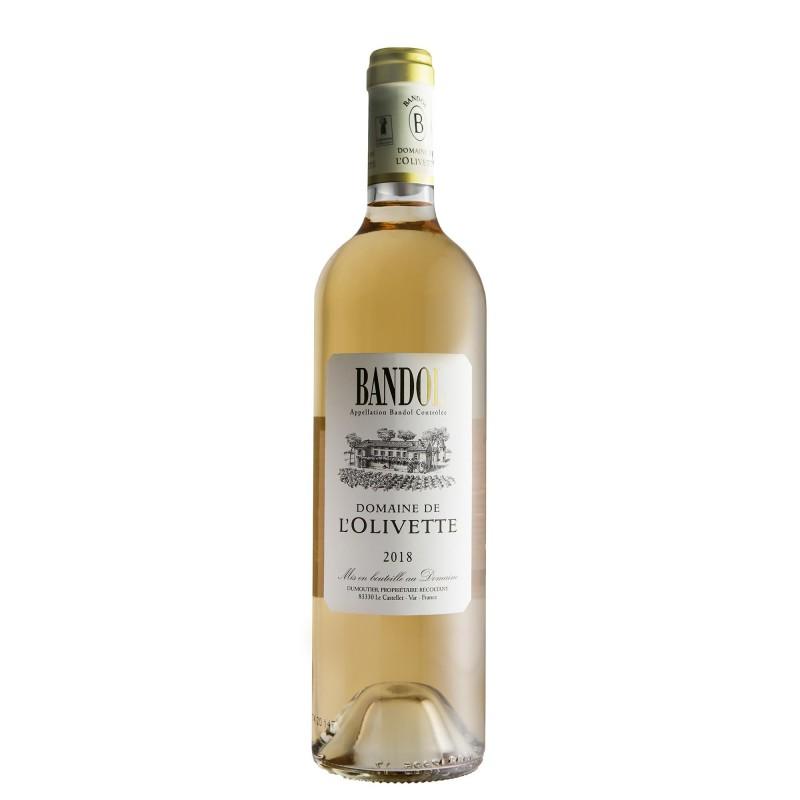 Domaine de l`Olivette Bandol Rose 13,5%vol 0,75L