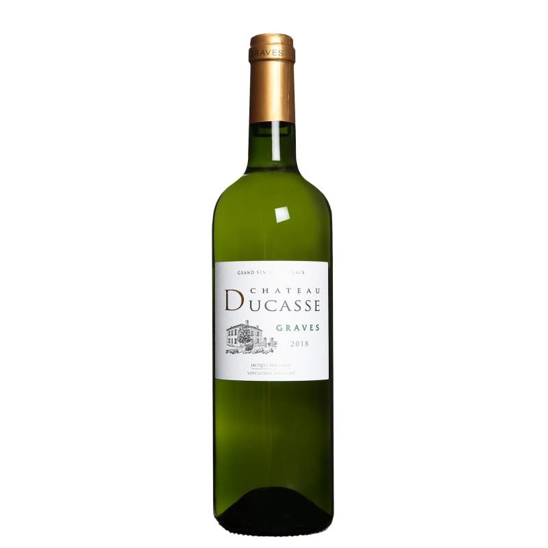 Chateau Beauregard Ducasse Graves Blanc 13,0%vol 0,75L