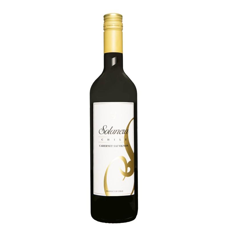 Solanera Cabernet Sauvignon 13,0%vol 0,75L