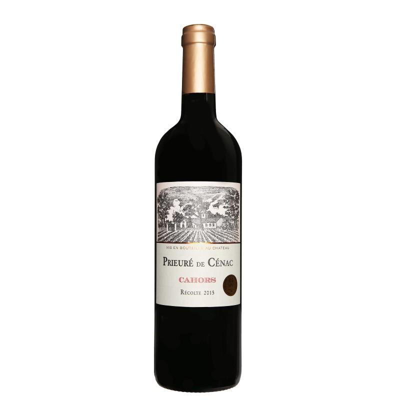 Chateau St.Didier Parnac Prieure de Cenac Cahors 13,0%vol 0,75L