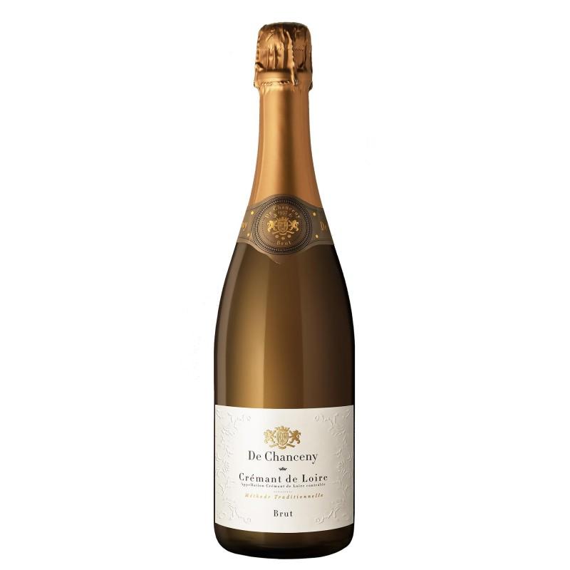 De Chanceny Cremant de Loire Brut 12,5%vol 0,75L