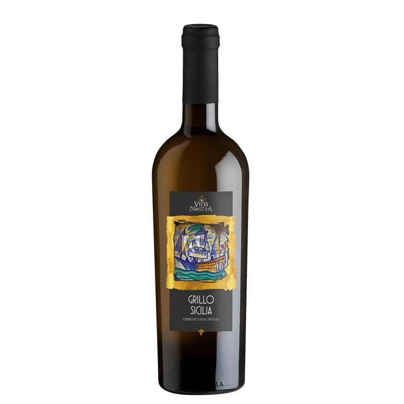 Vitis Nostra South Grillo 12,0%vol 0,75L