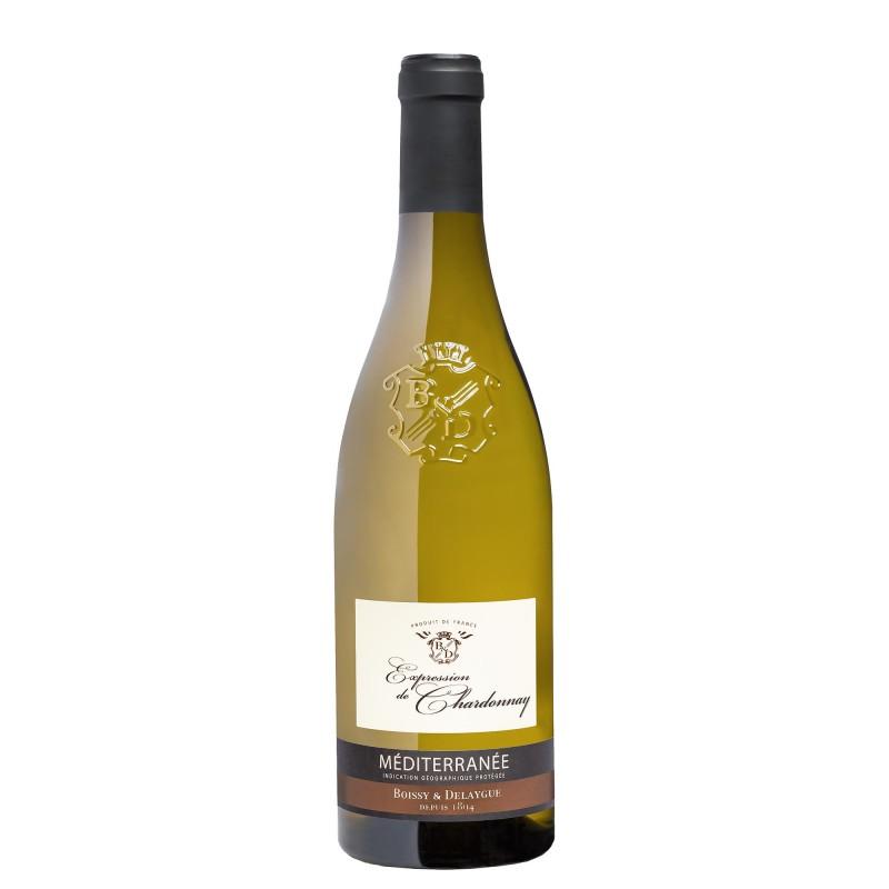 Boissy & Delaygue Expression de Chardonnay 13,5%vol 0,75L