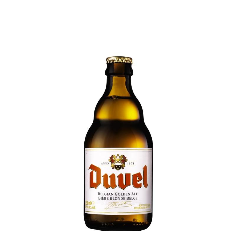 Duvel 8,5%vol 0,33L