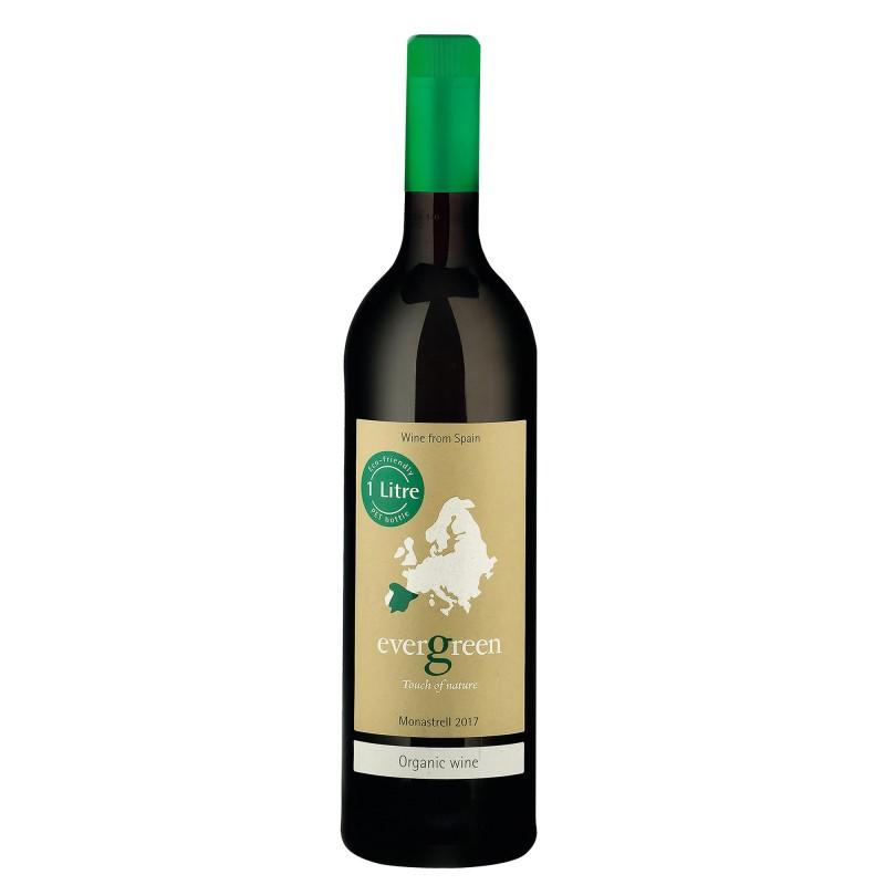 Evergreen Monastrell 14,5%vol 1,0L