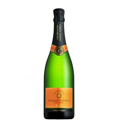 Champagne Charles Clement Brut Tradition 12,0%vol 0,75L