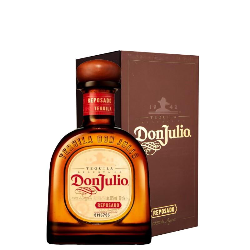 Tequila Don Julio Reposado 38,0%vol 0,7L