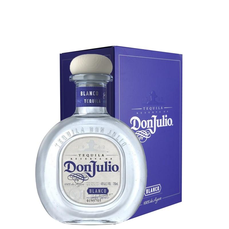 Tequila Don Julio Blanco 38,0%vol 0,7L