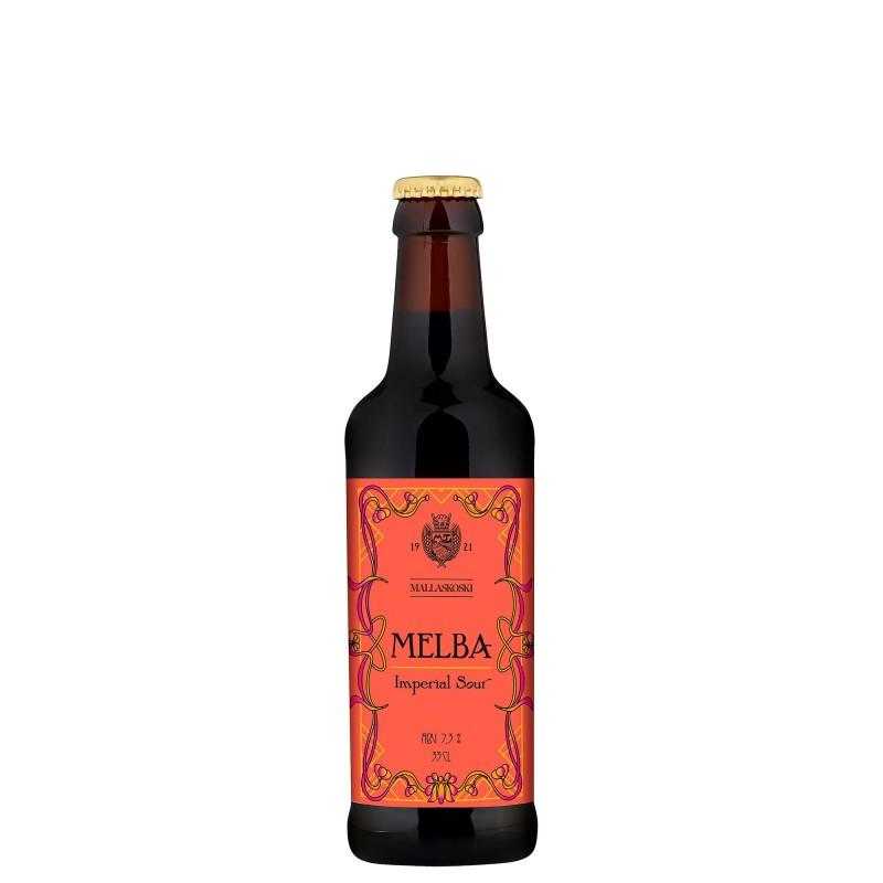 Mallaskoski Melba Imperial Sour 7,3%vol 0,33L