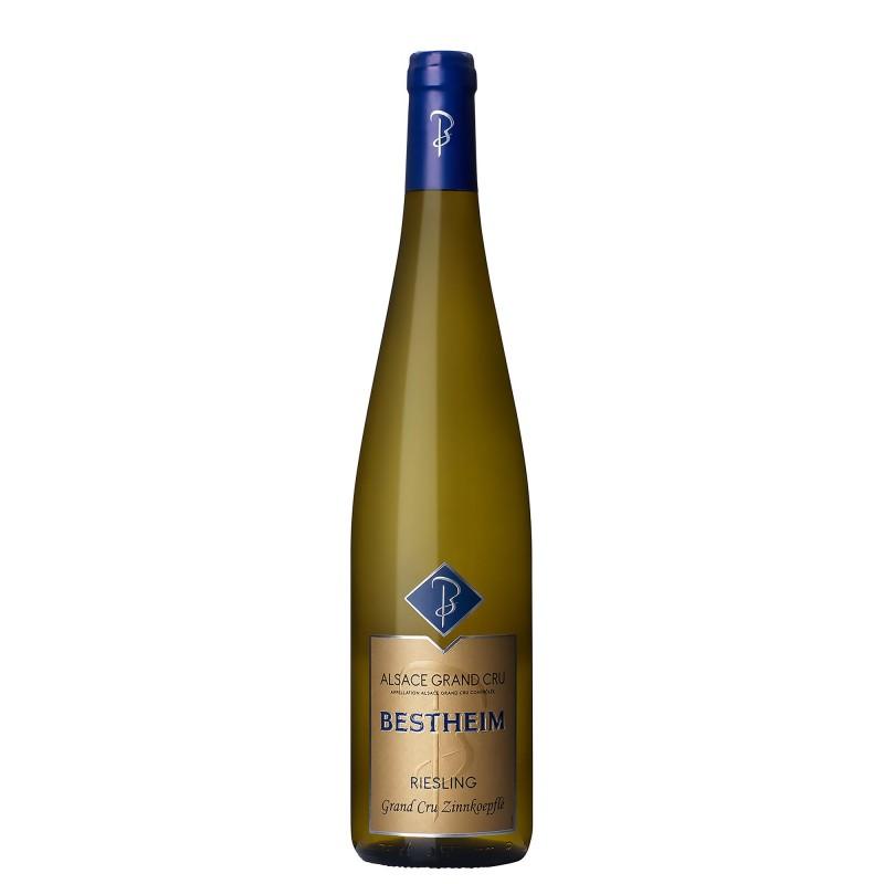 Bestheim Riesling Grand Cru Zinnkoepfle 12,5%vol 0,75L