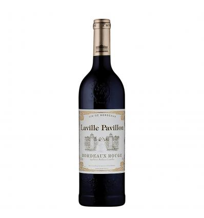 Laville Pavillon Bordeaux Rouge 13,0%vol 0,75L