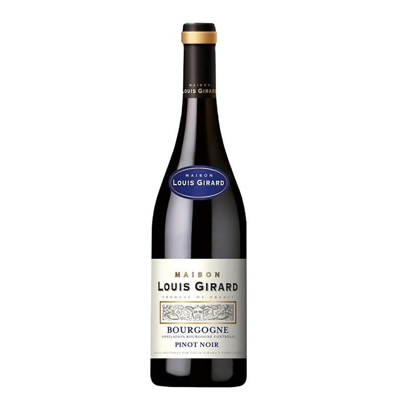 Maison Louis Girard Bourgogne Pinot Noir 13,0%vol 0,75L