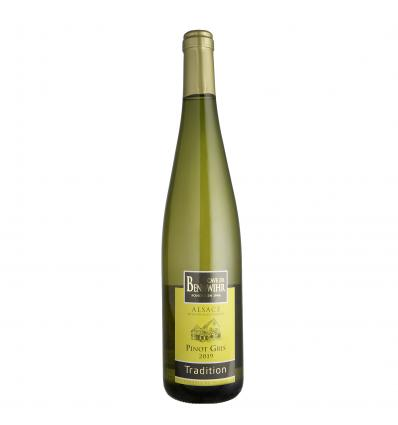 Bennwihr Tradition Pinot Gris 14,0%vol 0,75L