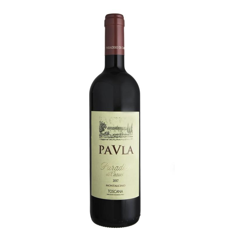 Paradiso di Cacuci Pavla Toscana Rosso 14,0%vol 0,75L