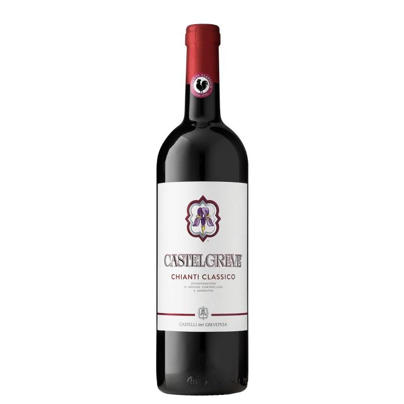 Grevepesa Castelgreve Chianti Classico 13,5%vol 0,75L