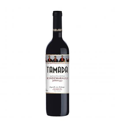 Tamada Kindzmarauli Semi Sweet Red 11,5%vol 0,75L