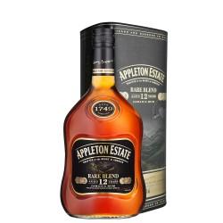 Appleton Estate Rare Blend 12Y Jamaica Rum 43,0%vol 0,7L
