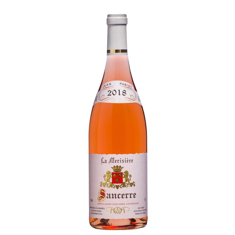 Jean Pabiot et Fils La Merisière Sancerre Rosé 13,0%vol 0,75L