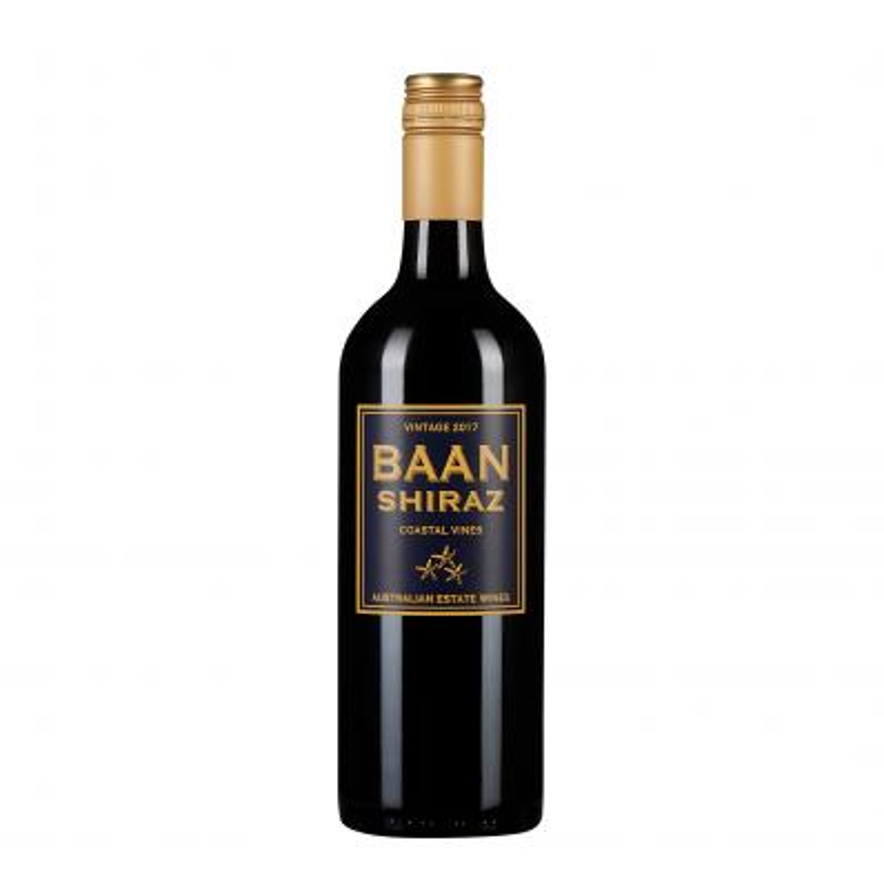 Salomon Estate Baan Shiraz 14,5%vol 0,75l