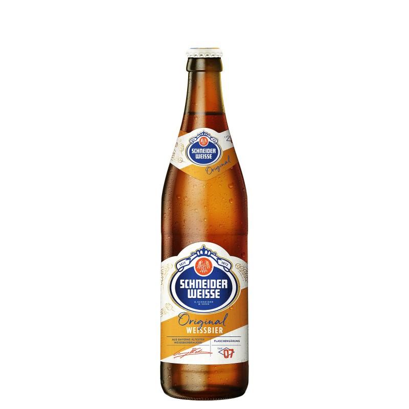 Schneider Weisse Original 5,4%vol 0,5L