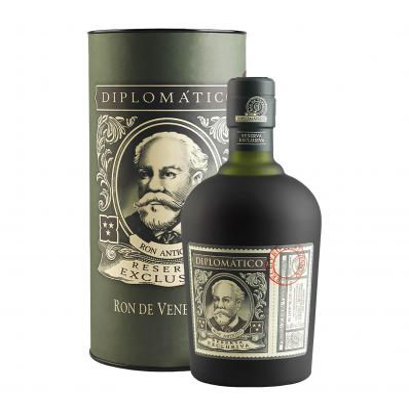 Diplomatico Reserva Exclusiva 12YO Rum 40,0% 0,7L