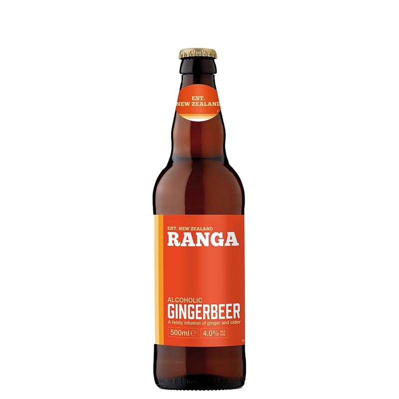 Westons Ranga Gingerbeer 4,0%vol 0,5L