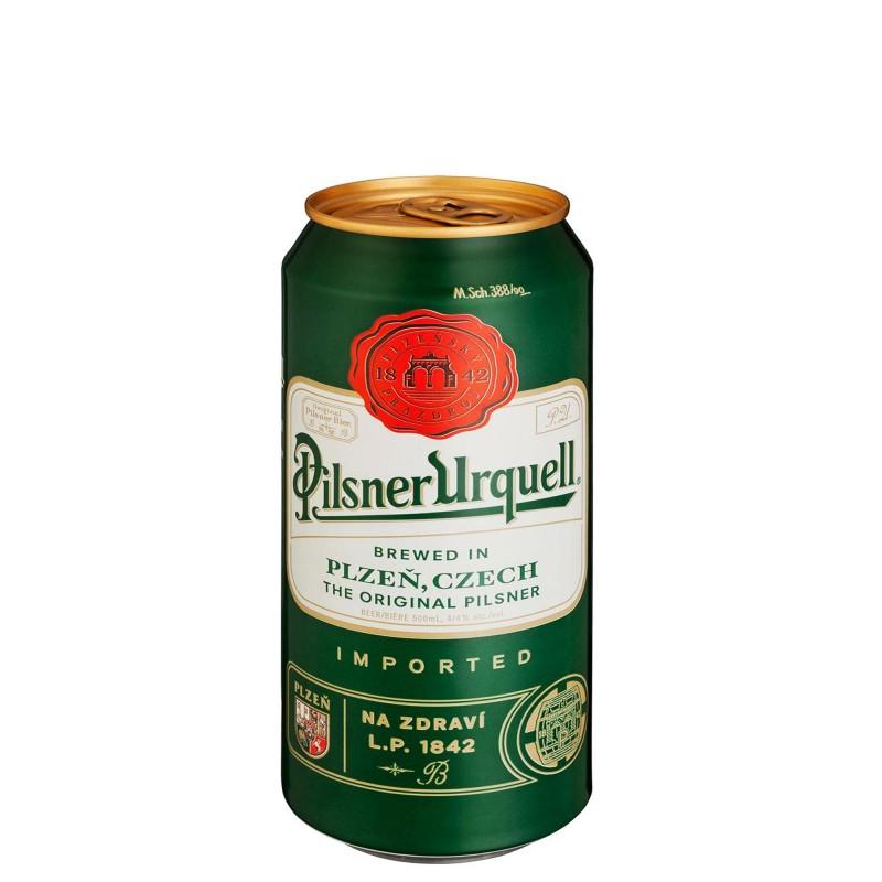 Pilsner Urquell 4,4%vol 0,5L