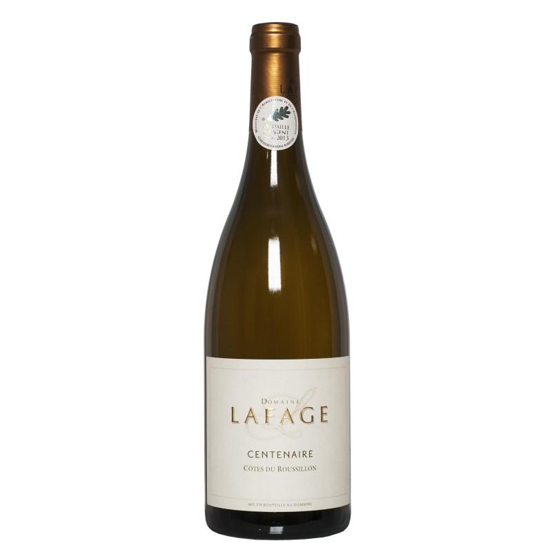 Domaine Lafage Cotes du Roussillon Cuvee Centenaire Blanc 13,0%VOL 0,75L